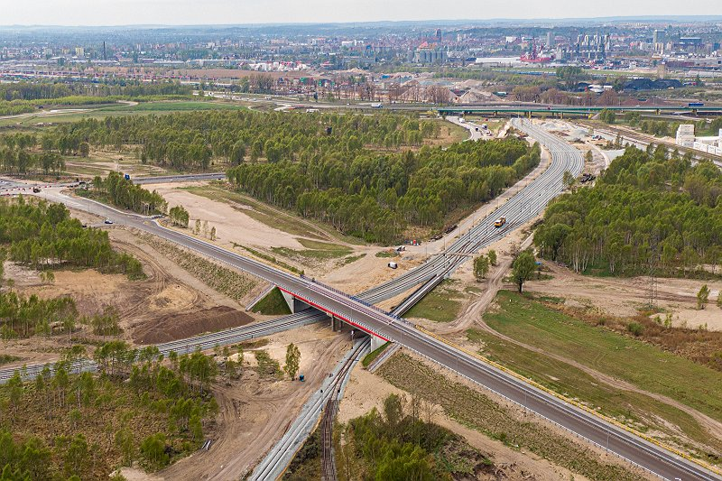 An investment at the Port of Gdansk nearing completion