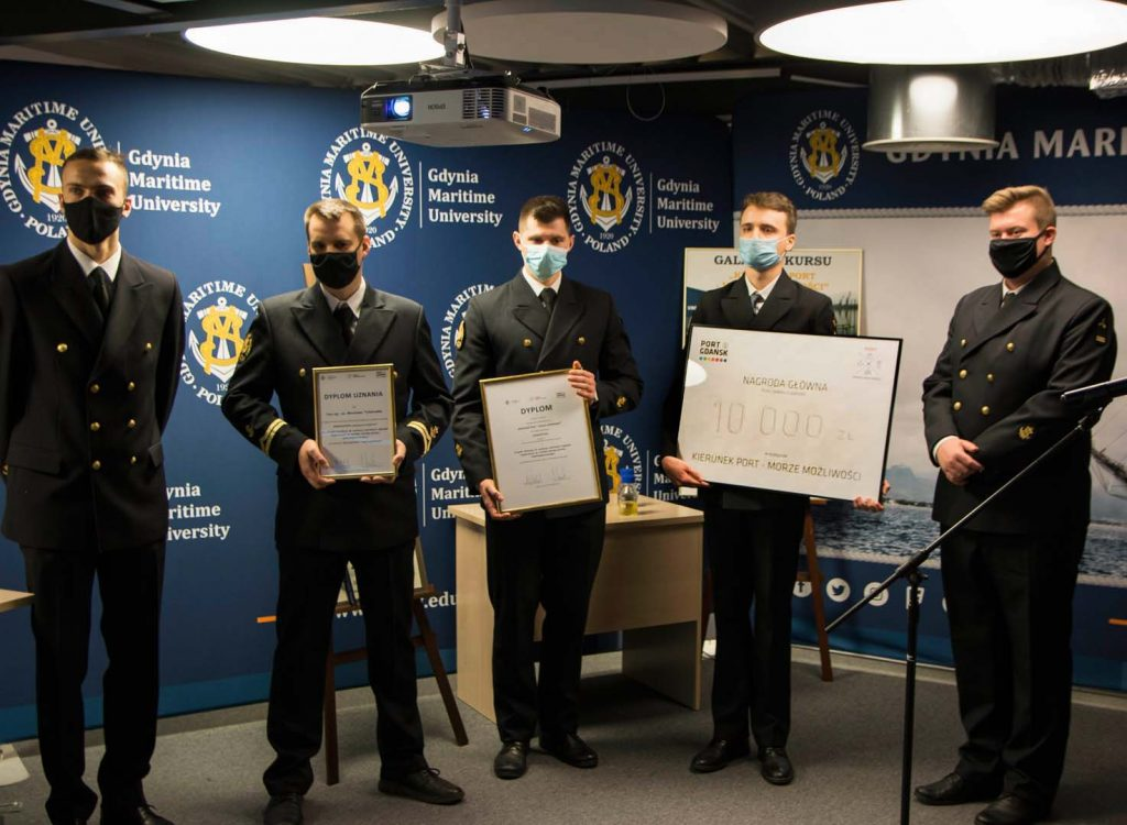 Port of Gdańsk supports young scientists