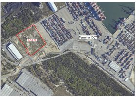 6,43 ha DCT na terenie Portu Gdańsk