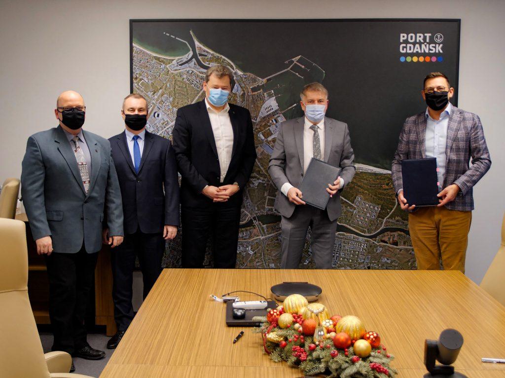 Port Gdańsk wprowadza nowy system do zarządzania przedsiębiorstwem