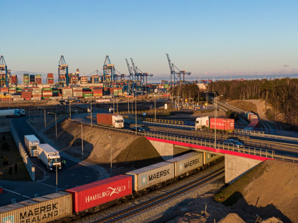 A major investment project at the Port of Gdańsk has been completed