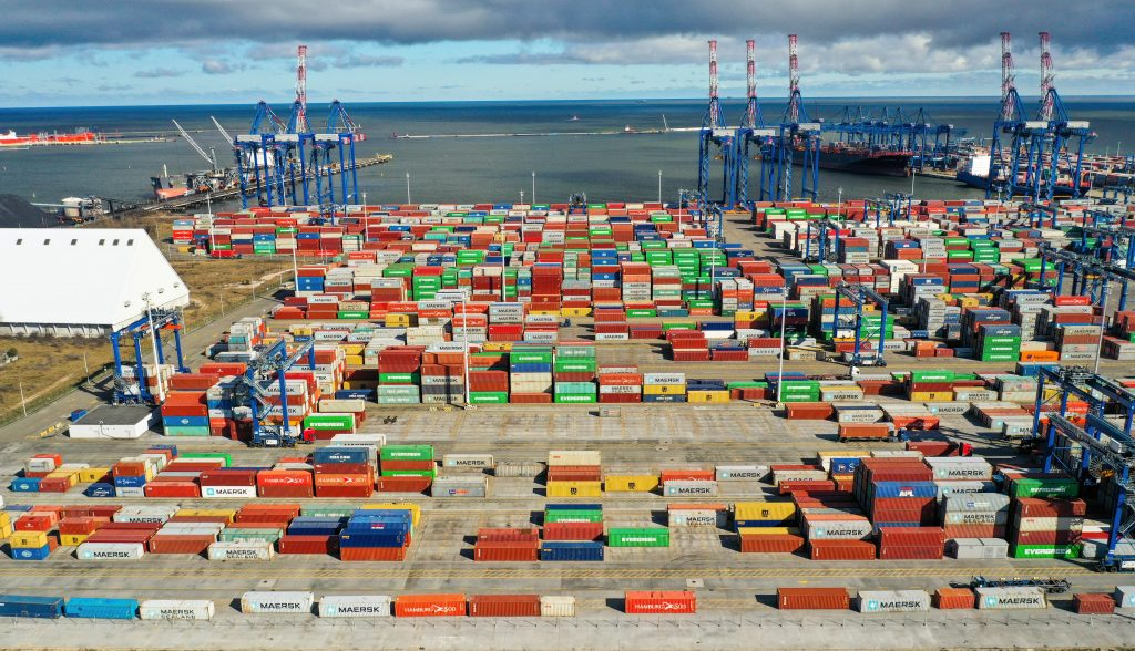Port of Gdańsk achieves 1st place in the Baltic