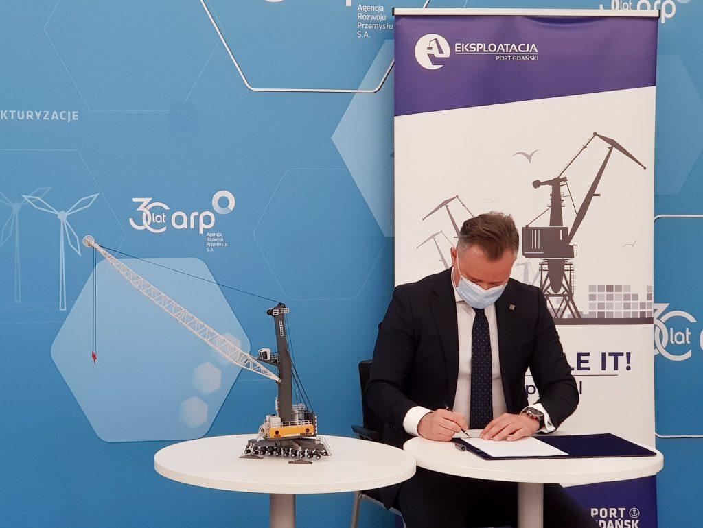 PGE S.A. inwestuje i zwiększa możliwości przeładunkowe w Porcie Gdańsk