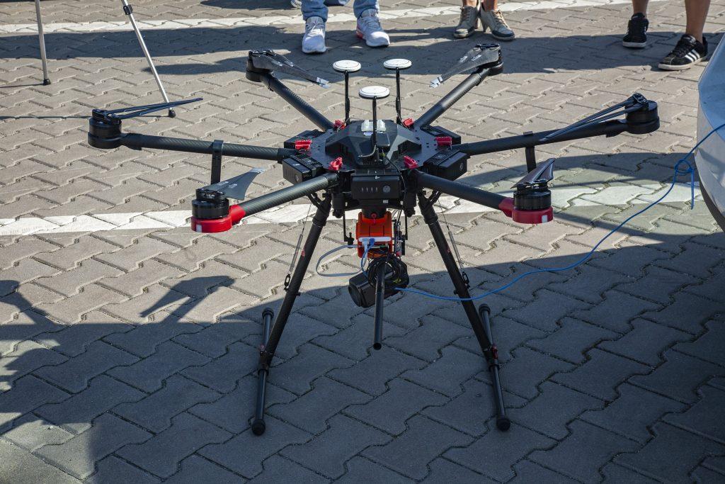 Konsorcjum Coral pracuje nad dronem wodnym, który będzie regularnie monitorował jakość wody na akwenach Portu Gdańsk